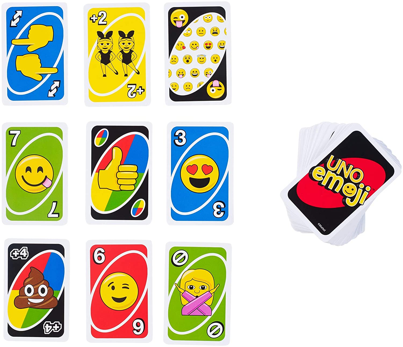 UNO Mattel Games Card Game
