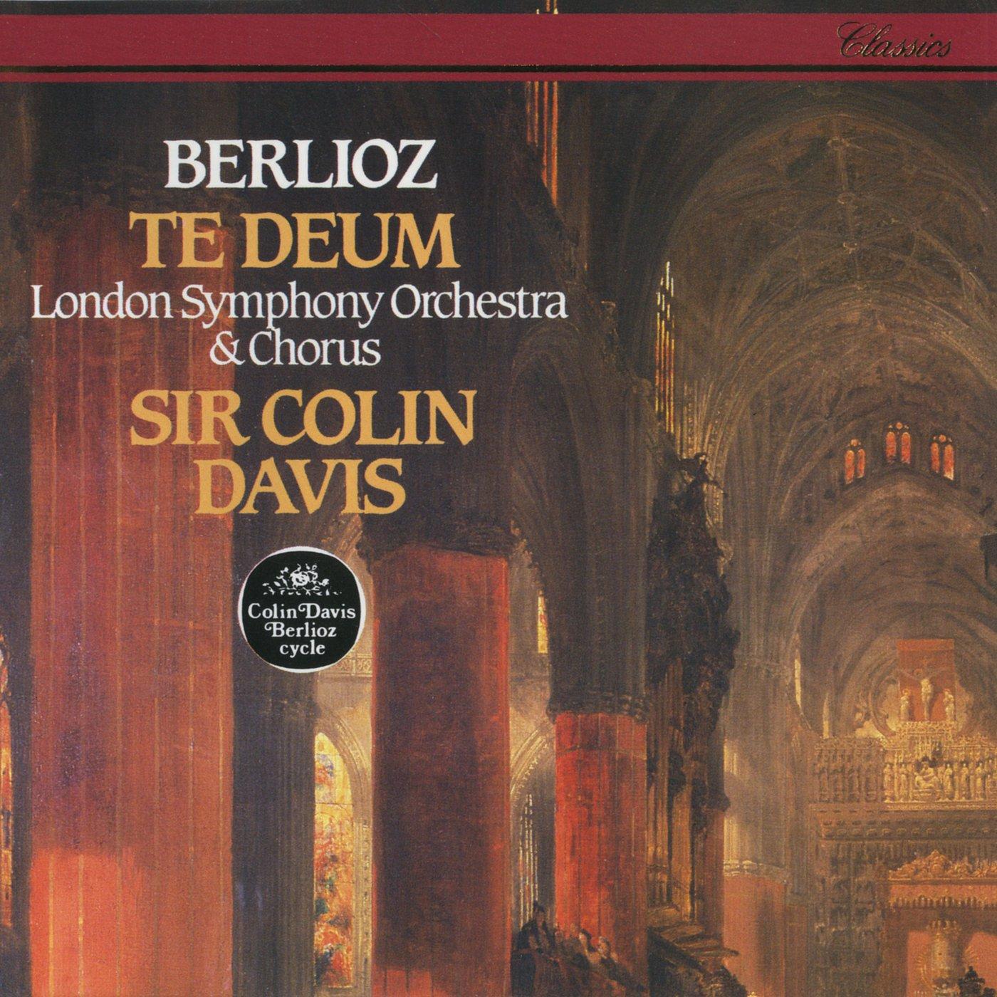 Hector Berlioz Colin Davis London Symphony Orchestra Berlioz  # Meubles De Tele Berlioz