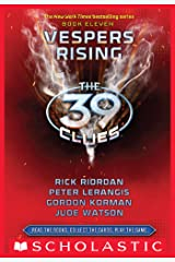 The 39 Clues Book 11: Vespers Rising Kindle Edition