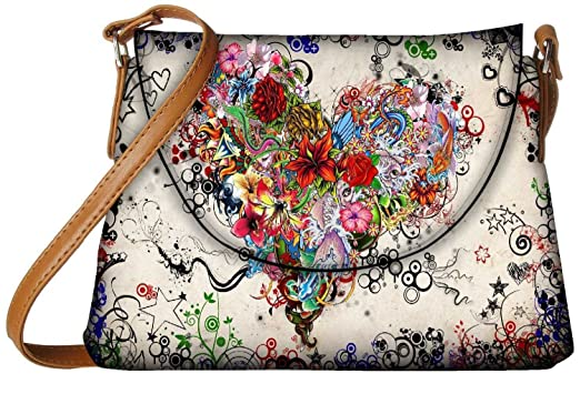 Snoogg tatoo 2706 Womens Carry Around Sling Bags: Amazon.in ...