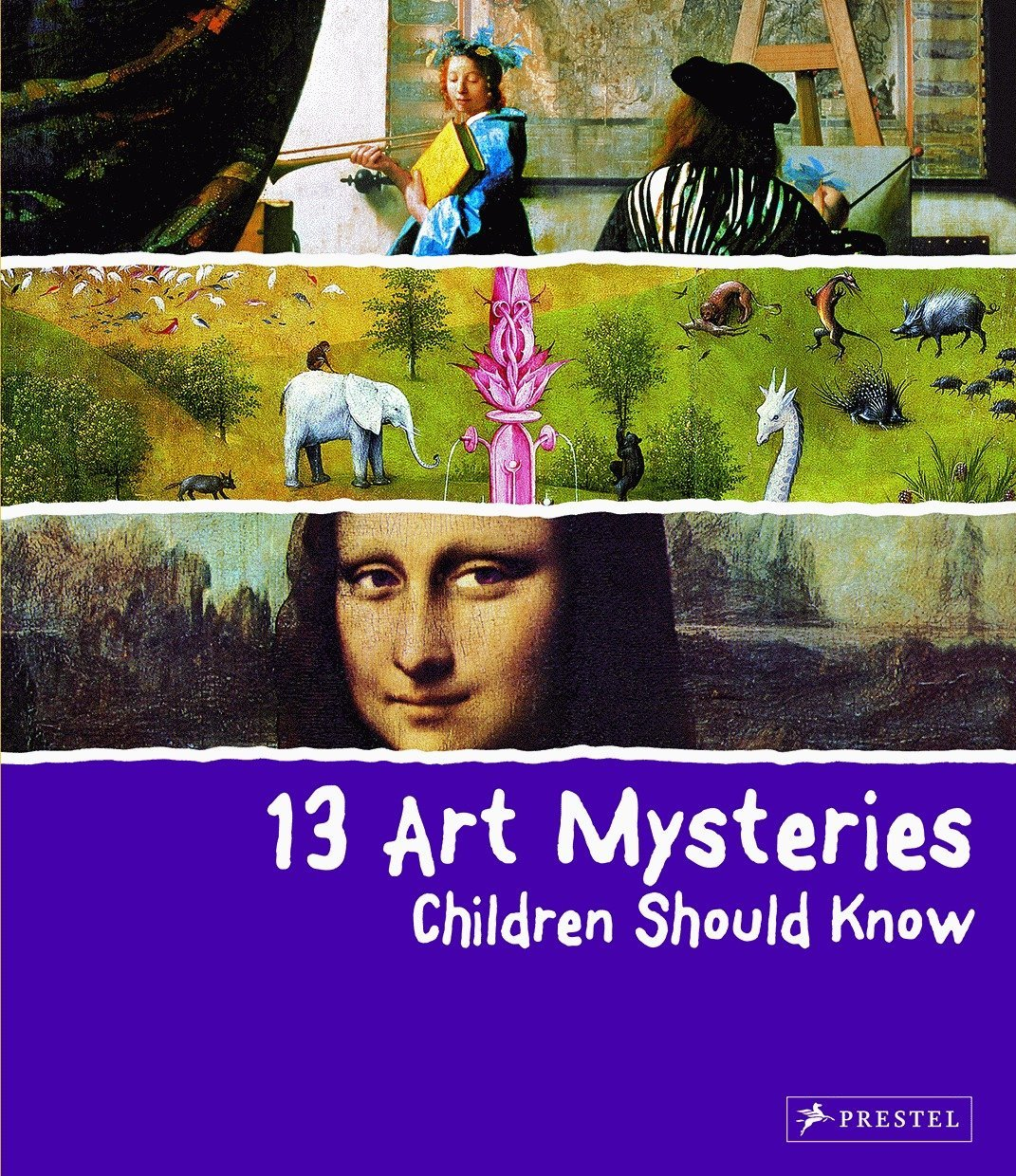 13 Art Mysteries Children Should Know by Prestel Publishing (Image #1)
