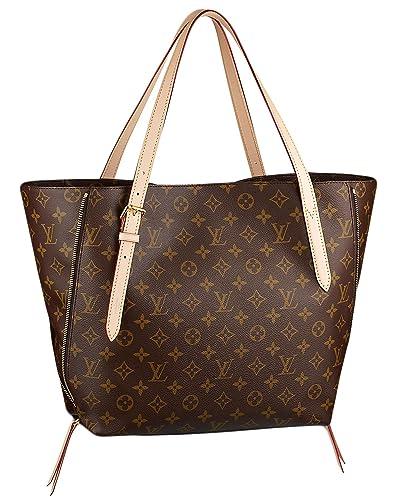 9783ccb9742f Amazon.com  Louis Vuitton Voltaire Monogram Canvas Handbag Shoulder Bag  Tote Purse  Shoes