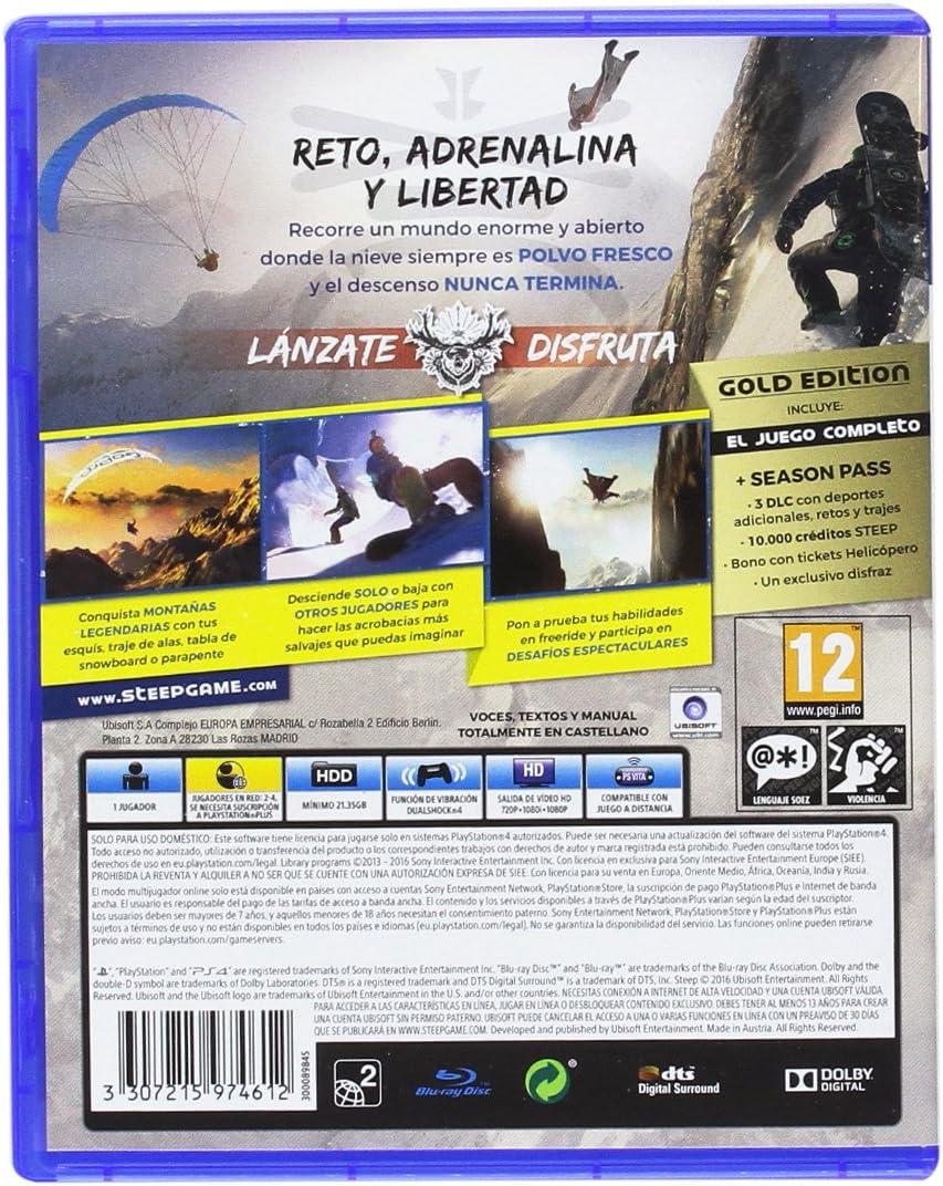 Steep - Gold Edition: Amazon.es: Videojuegos
