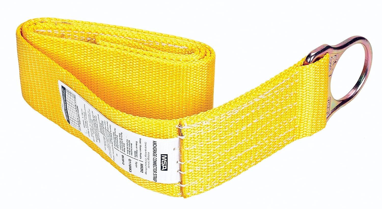 MSA Safety 505282 conector de anclaje correa de nailon con anilla ...