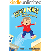 Freddie Ramos Springs Into Action (Zapato Power Book 2)