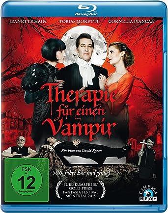 Therapie Fur Einen Vampir Blu Ray Amazon De Tobias Moretti