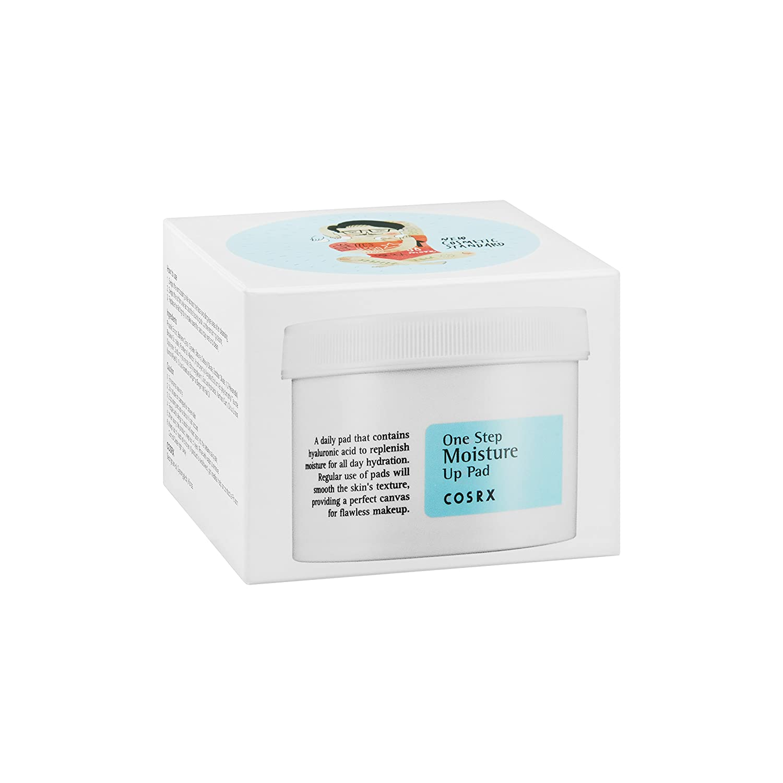 Cosrx One Step Moisture Up Pad 70 Pads Beauty Pimple Clear Pcs