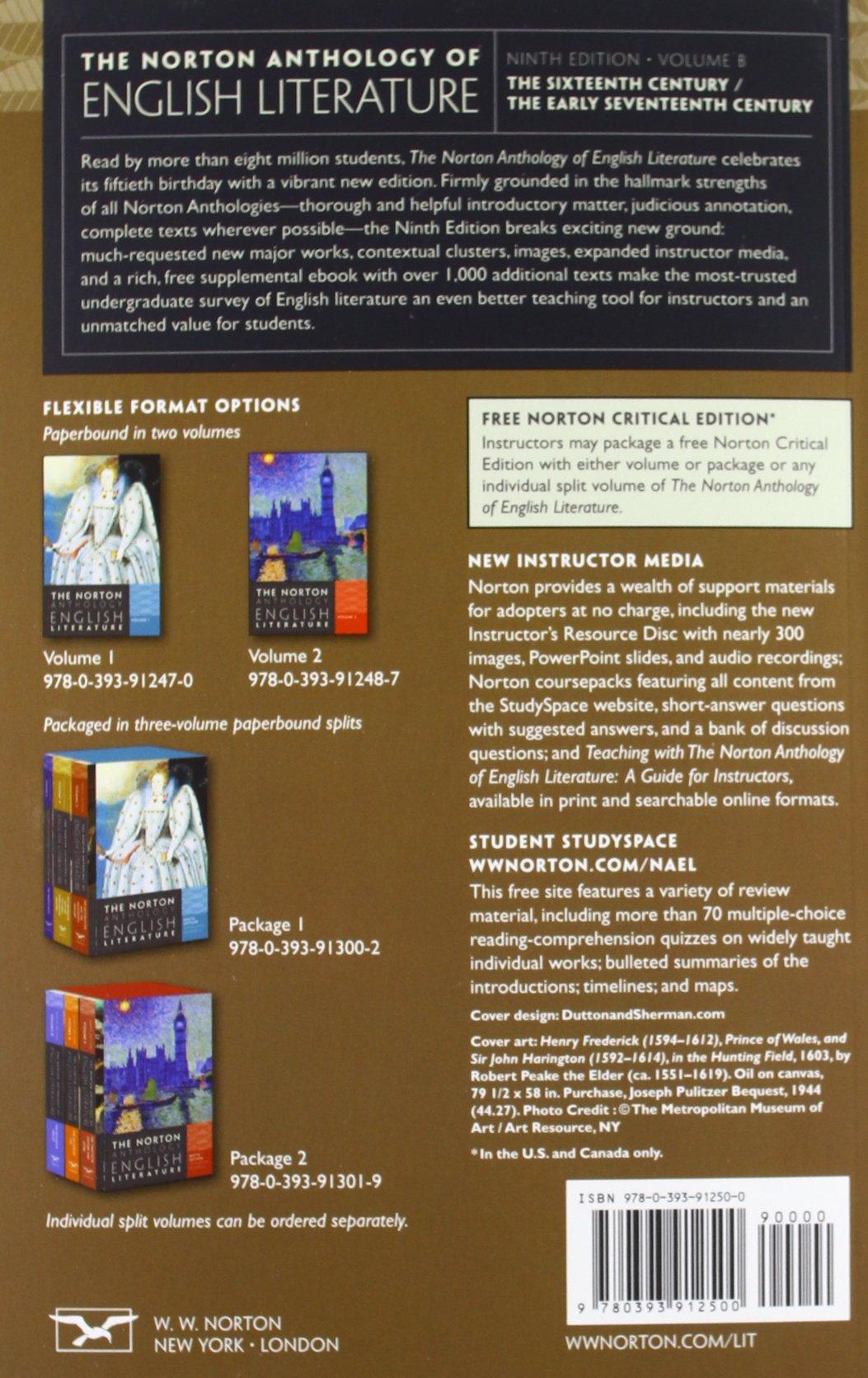 The norton anthology of english literature a b c amazon the norton anthology of english literature a b c amazon stephen greenblatt carol t christ alfred david barbara k lewalski lawrence lipking fandeluxe Image collections