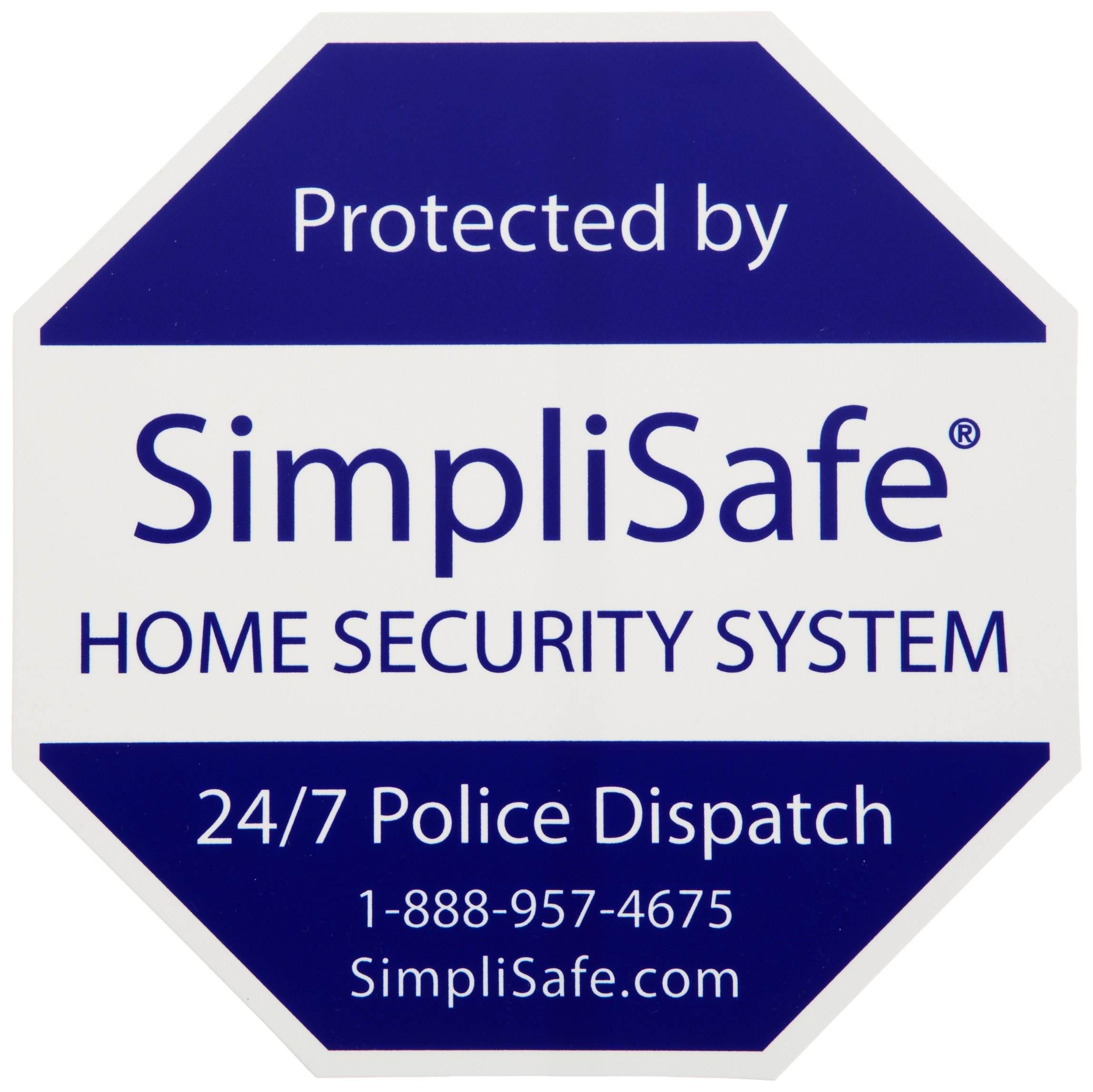 SimpliSafe Wireless Home Security Command Bravo by SimpliSafe