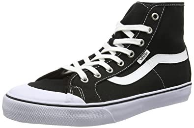 Vans Black Ball Hi SF (Black) Mens Skate Shoes (7 D(M