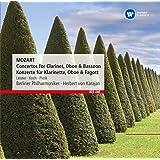 Mozart : Concertos pour clarinette, pour hautbois, pour basson