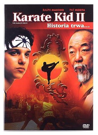 Karate Kid Ii La Storia Continua Dvd Audio Italiano Amazon It Pat Morita Ralph Macchio Pat E Johnson Bruce Malmuth Eddie Smith Martin Kove Garth Johnson Brett Johnson Will Hunt Evan Malmuth