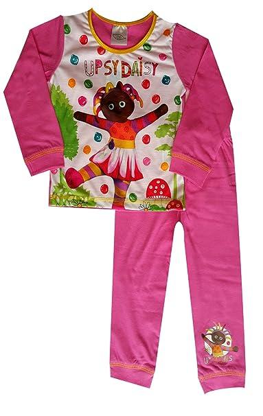 4 Years In the Night Garden Pyjamas Girls Pjs Upsy Daisy Iggle Piggle 12 Mths