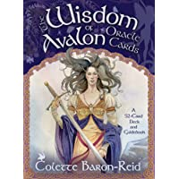 Wisdom Of Avalon Oracle Cards: A 52 Card Deck And Guidebook,The