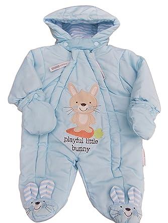 Nursery Time - Traje de Nieve - para bebé niña: Amazon.es ...