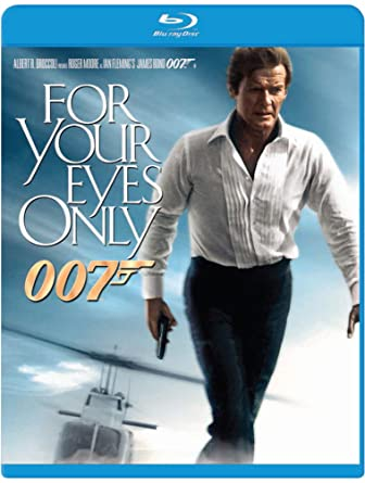 Image result for For your eyes only blu ray