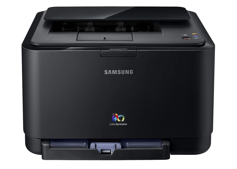 Samsung Impresora láser Color CLP-360 Negro: Amazon.es ...