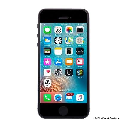 apple iphone se gray