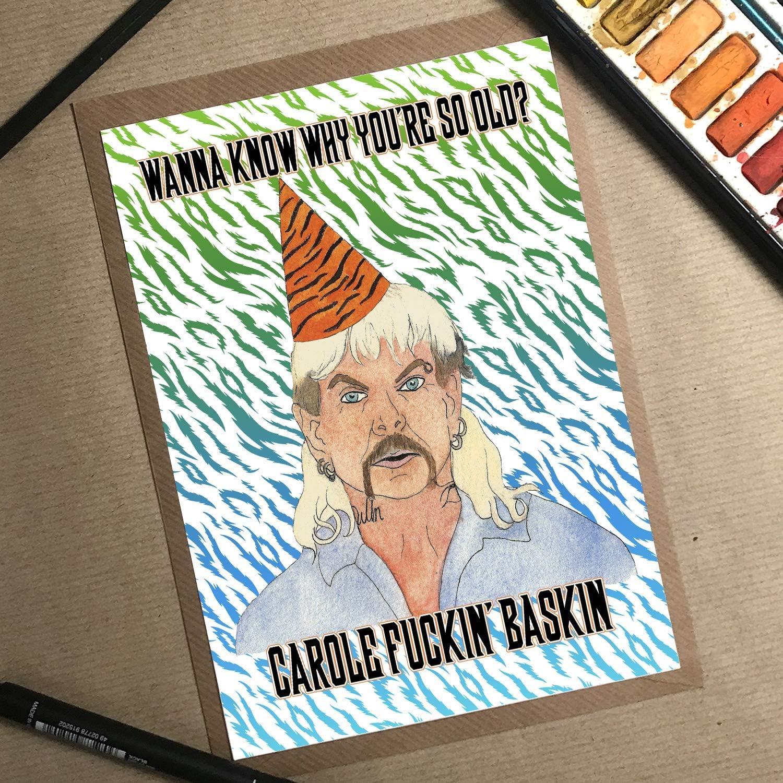 Happy Birthday Card Max mart 69% OFF Gif Funny Joe