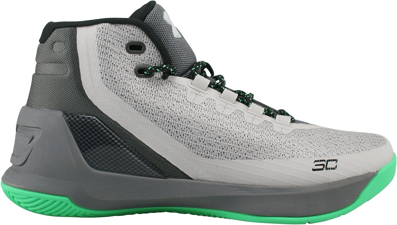 Under Armour Curry 3 Zapatillas de Baloncesto para niños, Gris ...