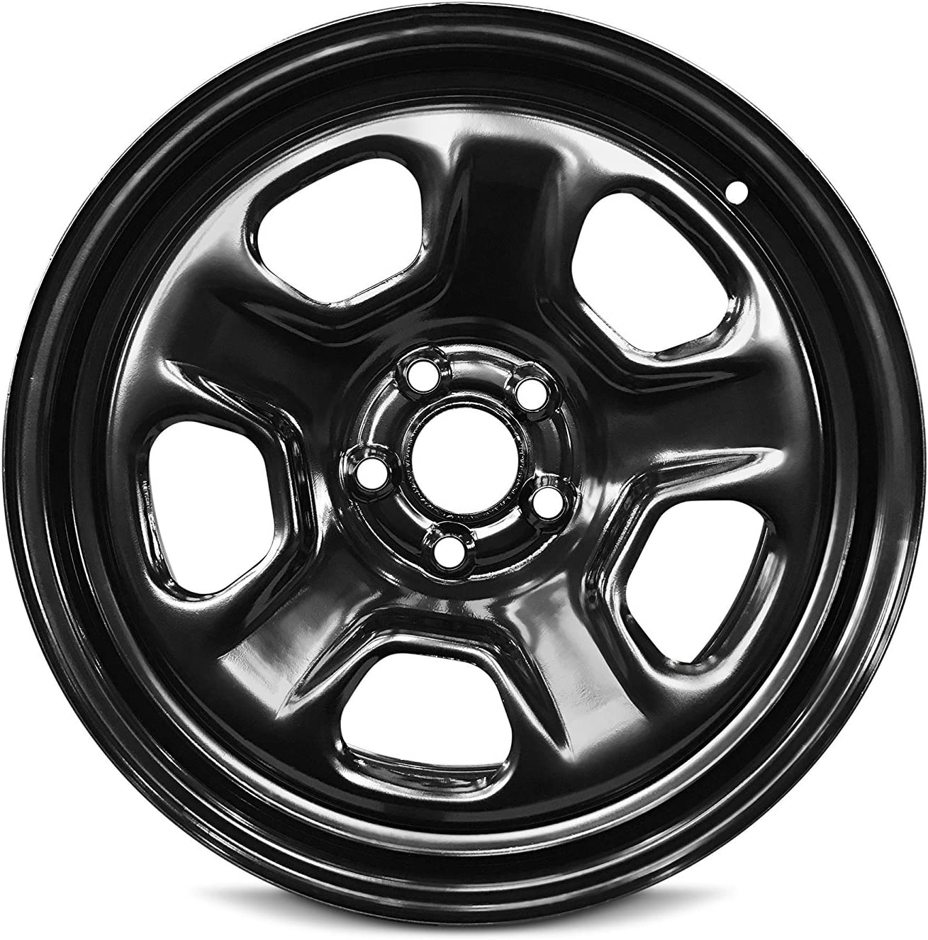 Full-Size Spare Exact OEM Replacement Road Ready Car Wheel For ...