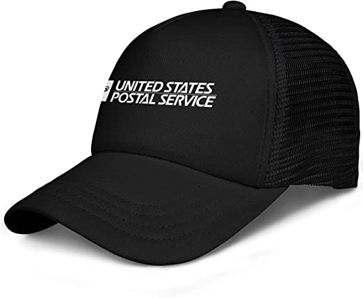 USPS United States Postal Service Light Blue Beanie Hat//Cap