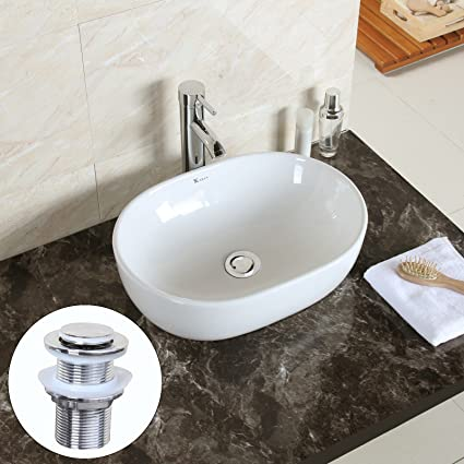 chuangke Gourde cera forma mobili per il bagno Piano bagno lavello ...