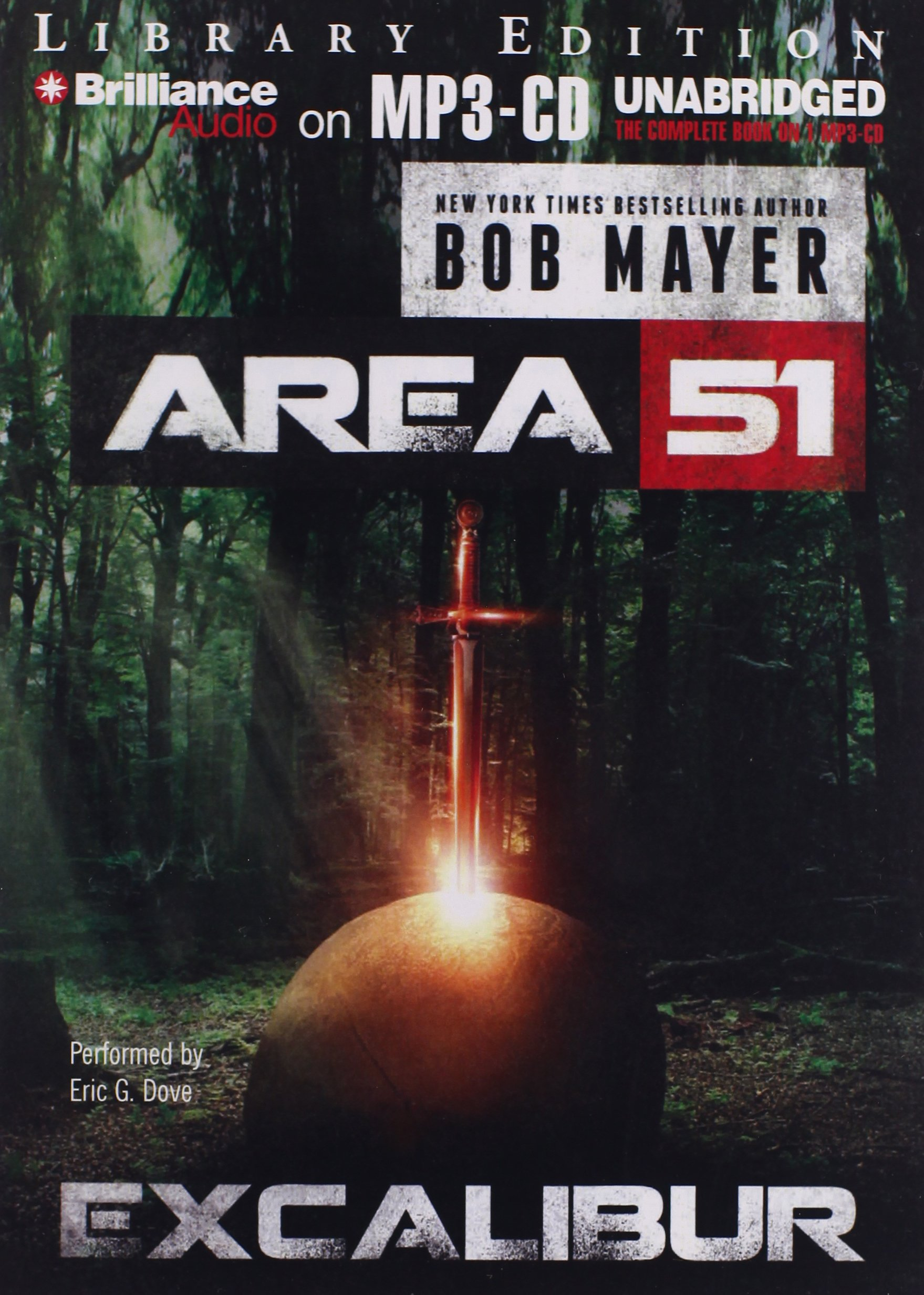 Excalibur (Area 51) ebook