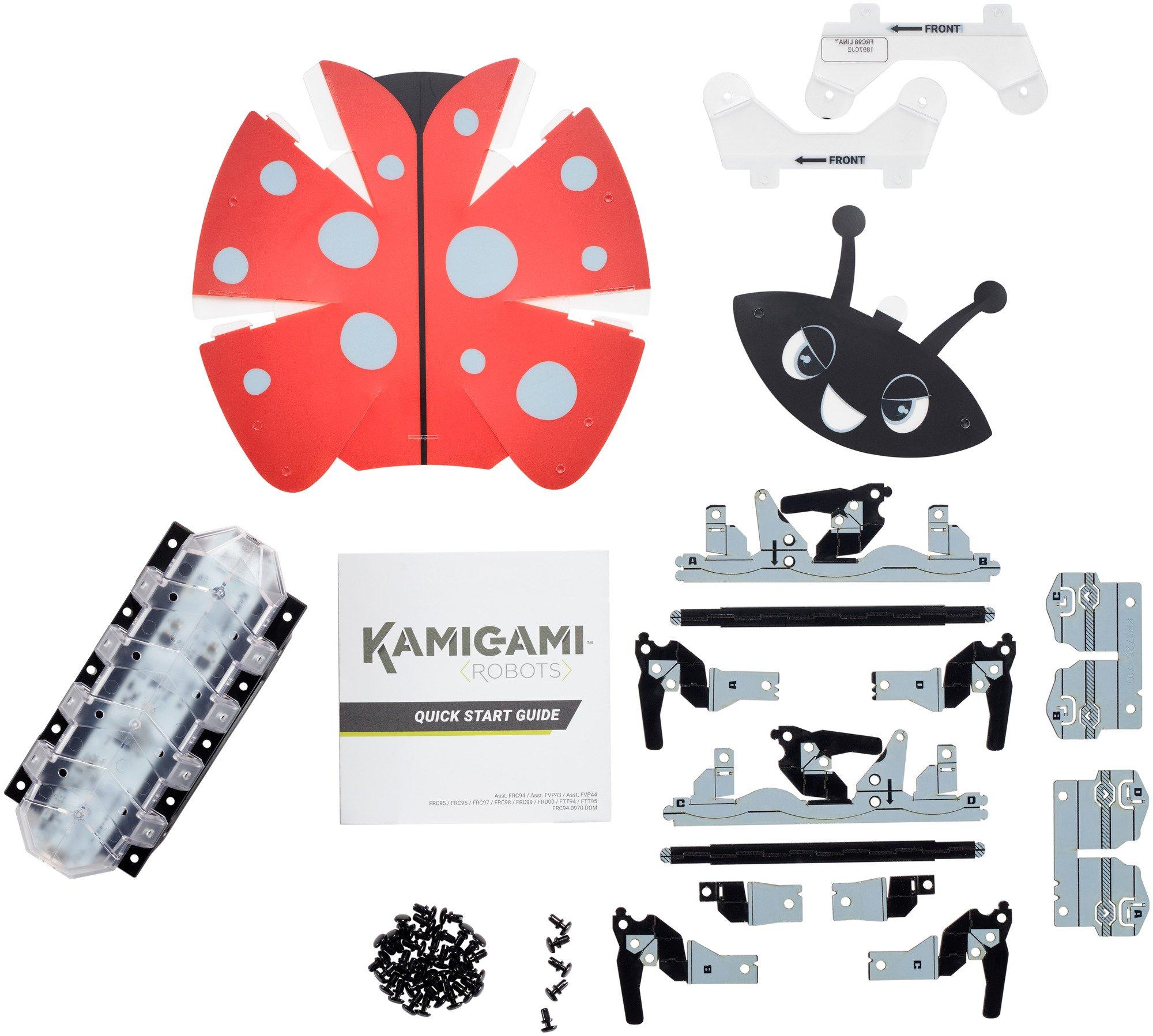 Kamigami Lina Robot by Mattel (Image #4)