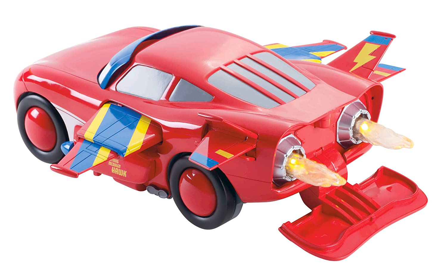 amazoncom cars lightning mcqueen hawk toys games - Flash Macqueen