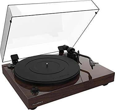 Amazon.com: Fluance RT82 Reference High Fidelity Vinyl ...