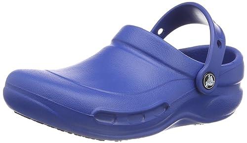 Crocs Unisex Erwachsene Bistro Clogs, Blau (Blau Jean), 39 38 39 Jean), EU ... bfd300