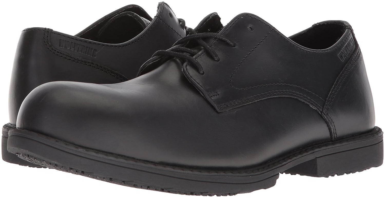 1a6c101da4b Wolverine Men's Bedford Steel-Toe Oxford SR Industrial Shoe, Black ...