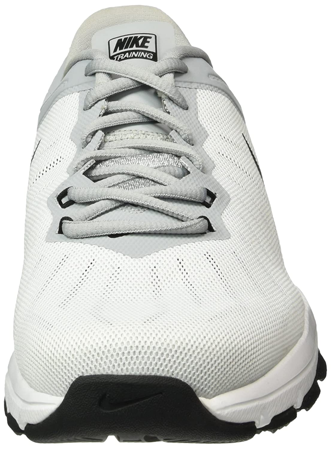 56ce1644dbd4f0 Nike Men s Air Max Full Ride Tr Fitness Shoes Grey  Amazon.co.uk  Shoes    Bags