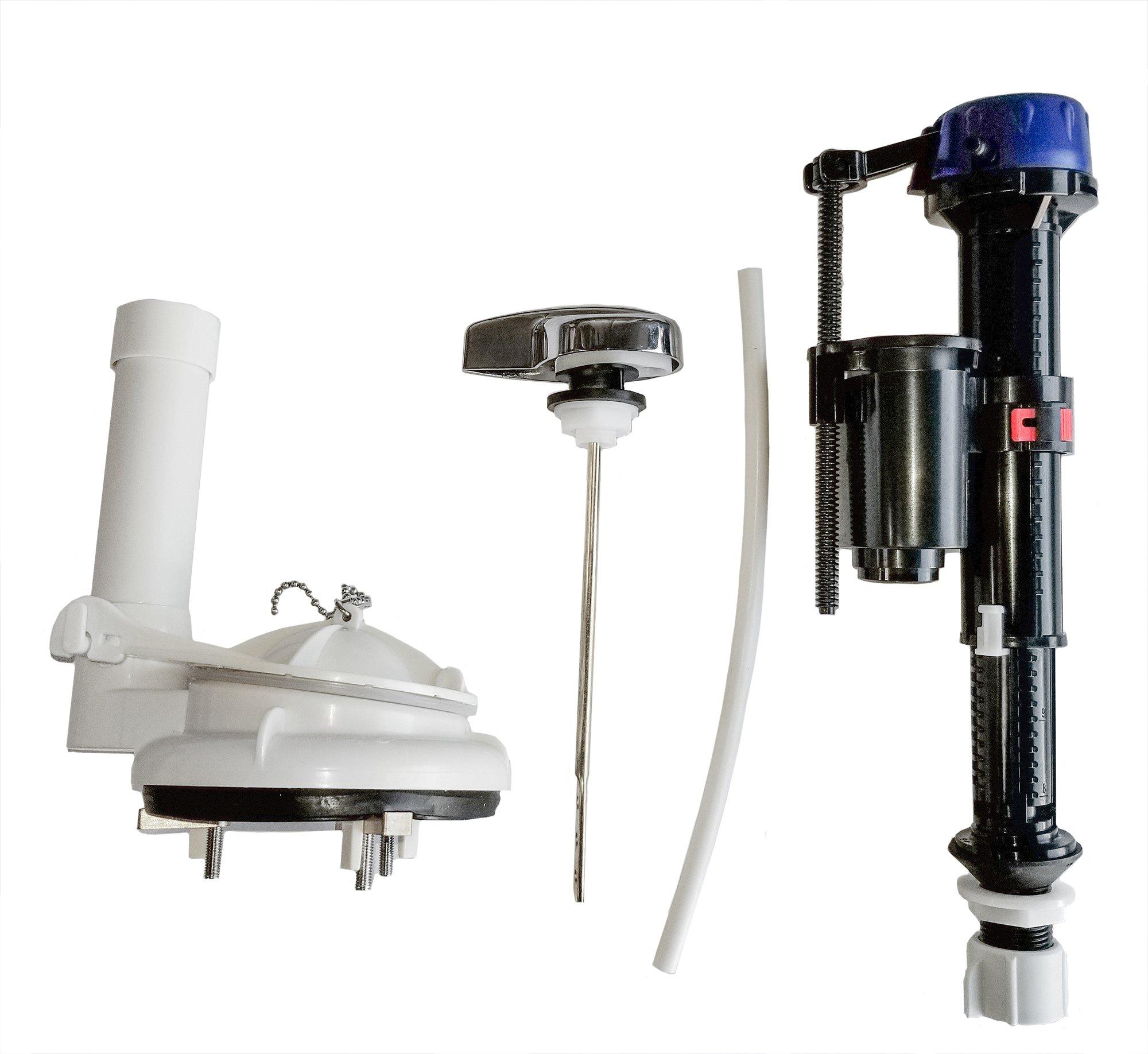 EAGO R-133FLUSH Replacement Toilet Flushing Mechanism for TB133 by EAGO