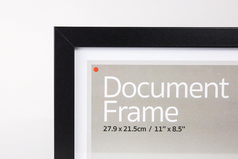 TTOYOUU Document Frame Certificate Frame Diploma Frame Award Frame ...