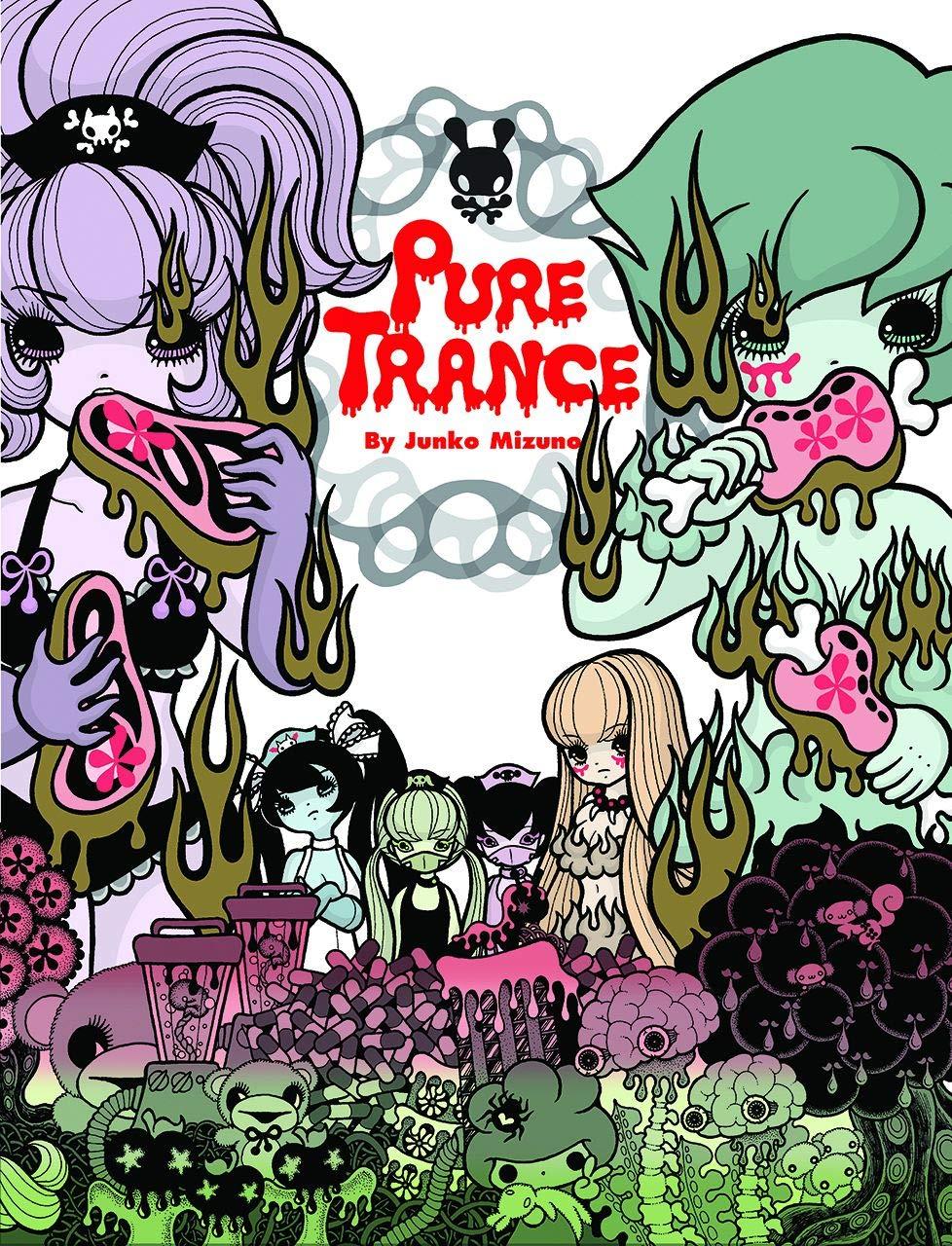 tijdloos design betrouwbare kwaliteit aantrekkelijke prijs Pure Trance: Hardcover Edition: Junko Mizuno: 9780867198782 ...