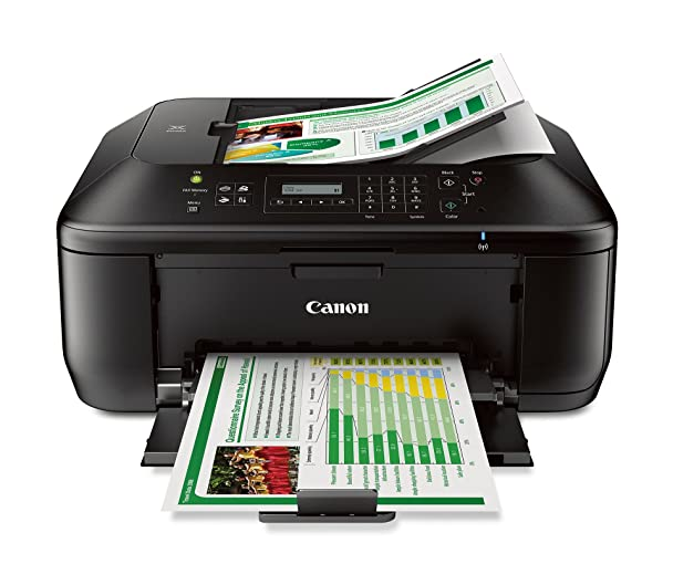 Amazon Canon MX472 Wireless All In One Inkjet Printer Discontinued By Manufacturer Electronics