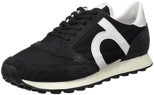 Rita, Sneaker Uomo, Nero (Black 02), 42 EU Duuo