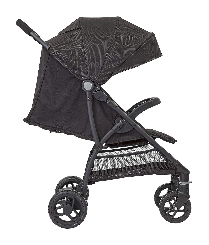 inkl Regenverdeck nutzbar als Travel System Einhand-Faltung 0-15 kg leicht und wendig Kaleidoscope Graco Breaze Lite Allround-Buggy