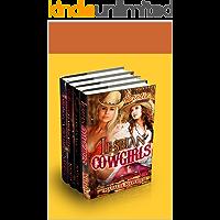 LESBIAN ROMANCE: 4 Book Boxset