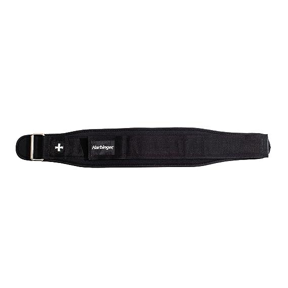 Harbinger Unisex de Adultos 5 Pulgadas Foam Core Belt Cinturón para Levantamiento de Peso: Amazon.es: Deportes y aire libre