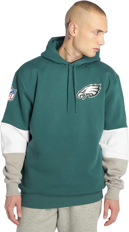 New Era Homme Sweats Capuche NFL Colour Block Philadelphia