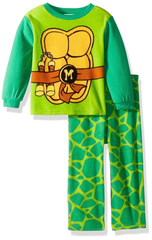 Nick Jr. Little Boys' Ninja Turtles 2 Piece PJ Set Toddler Kid Ninja Turtles 3 3T