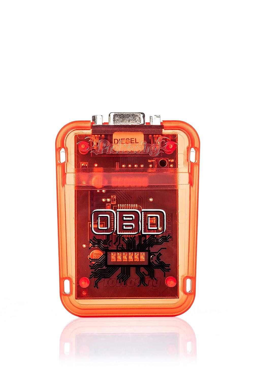 Chip Tuning OBD 2 para O.P.E.L VECTRA 2.2 dTi 125 HP 92 kW C 2002-2008