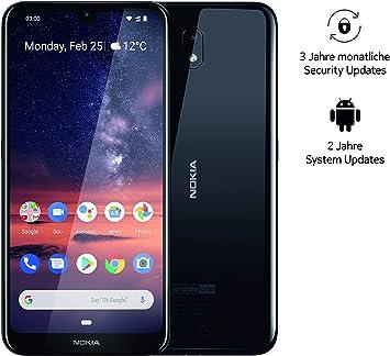 Nokia 3.2 Dual SIM Smartphone - Mercancía alemana (15,9 cm (6,26 ...