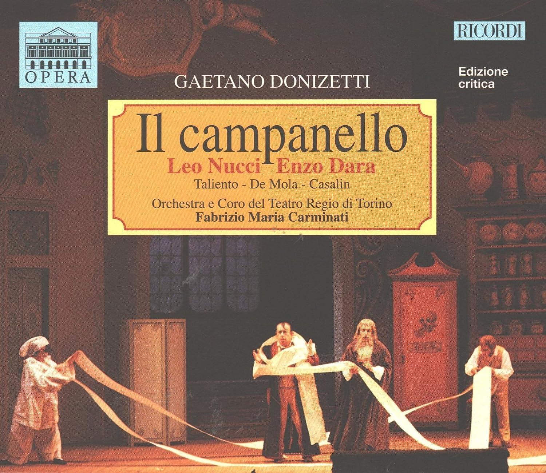 La Rosa Nel Vento Di Fabrizio Campanelli.Gaetano Donizetti Fabrizio Maria Carminati Orchestra Del