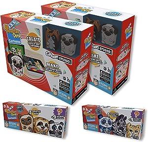 Toaster Pets Cartoons Gift Bundle