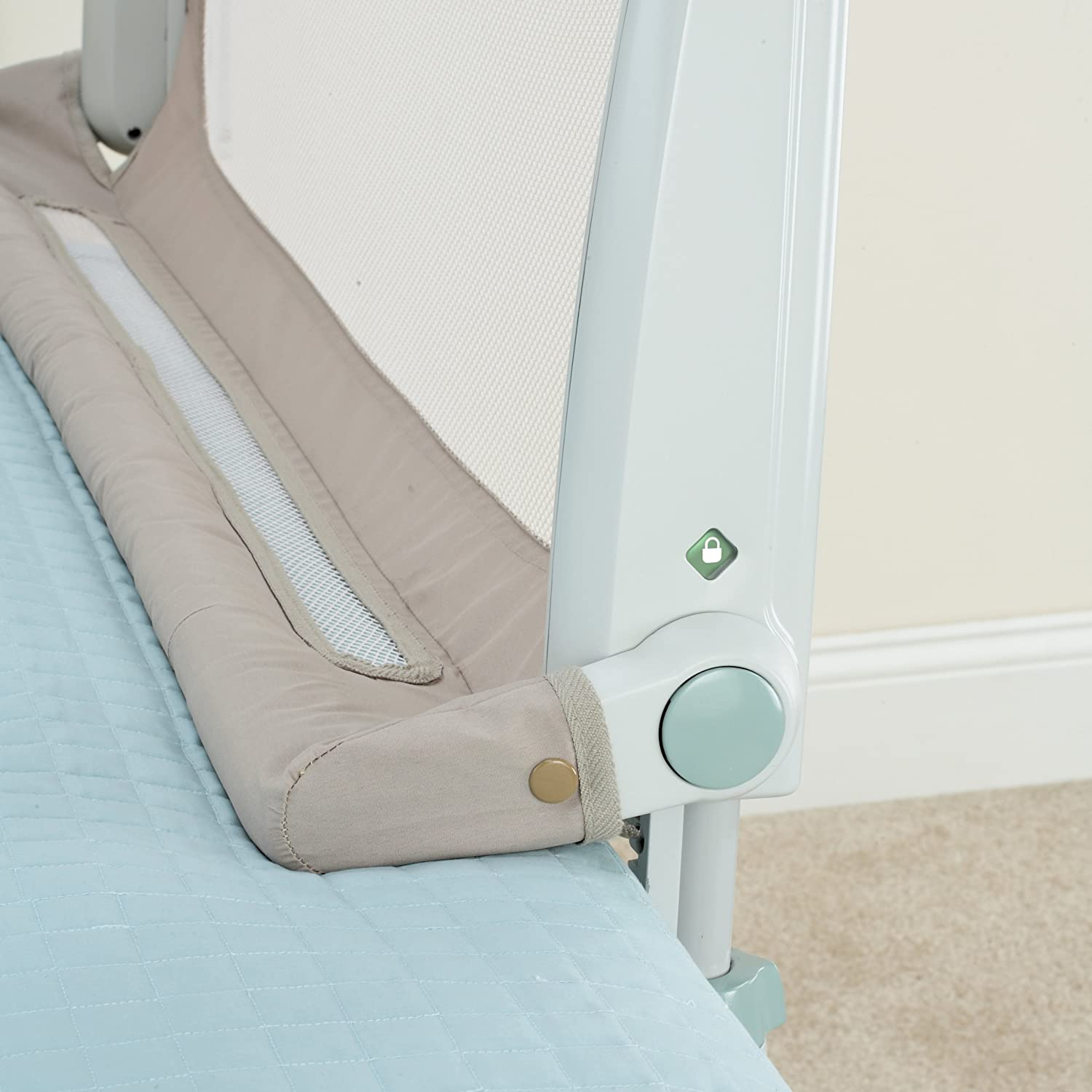 Amazon.com: Safety 1st Secure parte superior Bed Rail, Cojín ...