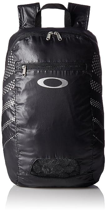 Oakley Packable - Mochila de Senderismo, Color Negro